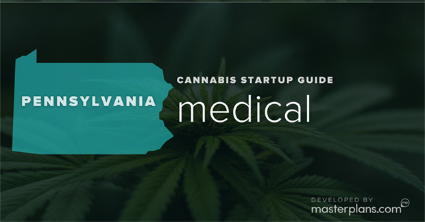 Pennsylvania medical and recreational cannabis business startup guide and planning banner